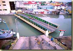 Swing Bridge Belize City